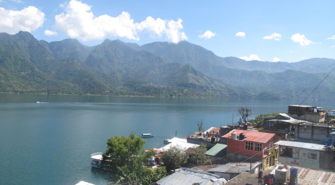 Lake Attitlan