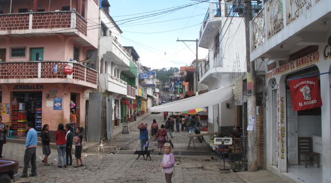 Chichicastenagngo and San Pedro Guatemala