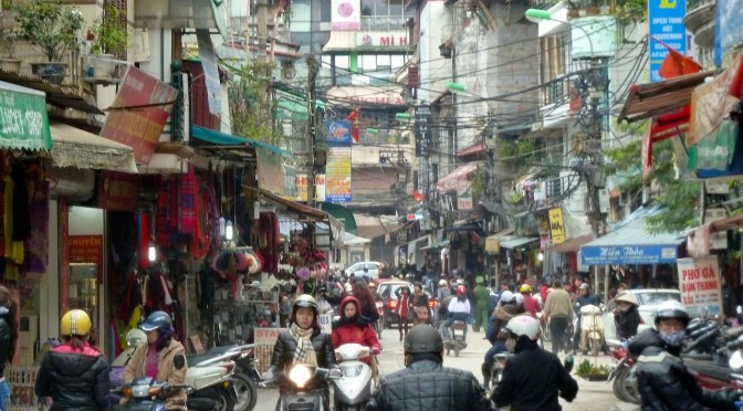We're moving to Hanoi!