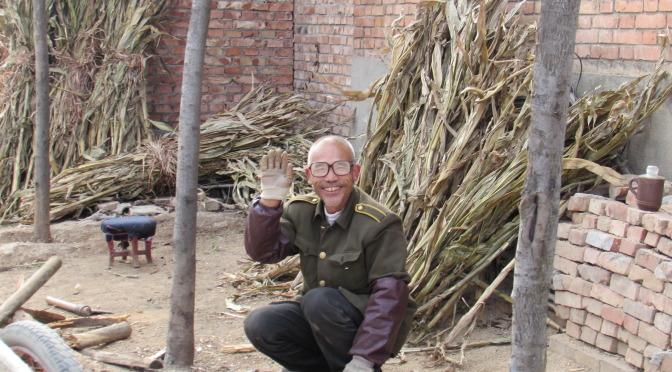 Sights around 坡头村中国。