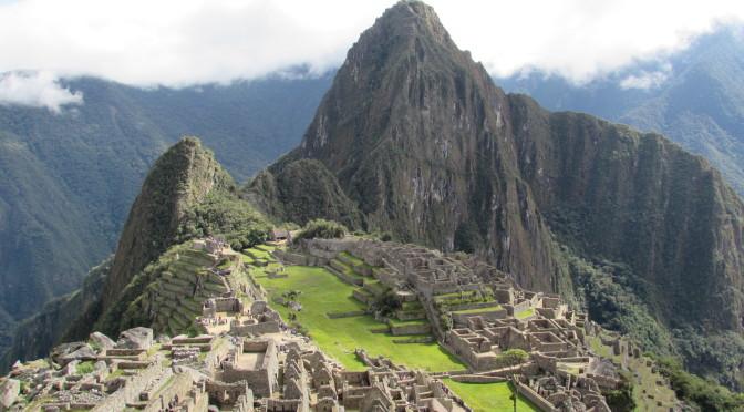 Machu Picchu Summer 2014