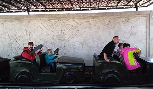 8th Route Army Guerrilla Warfare Theme Park
