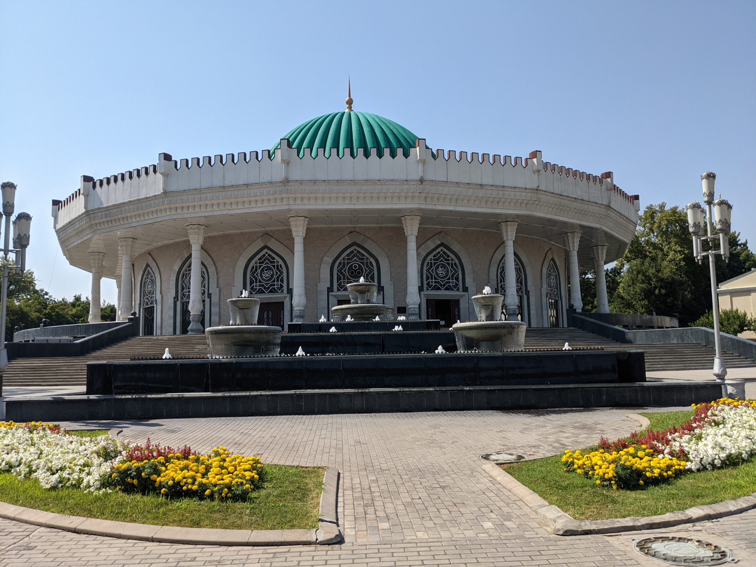 Our Day in Tashkent