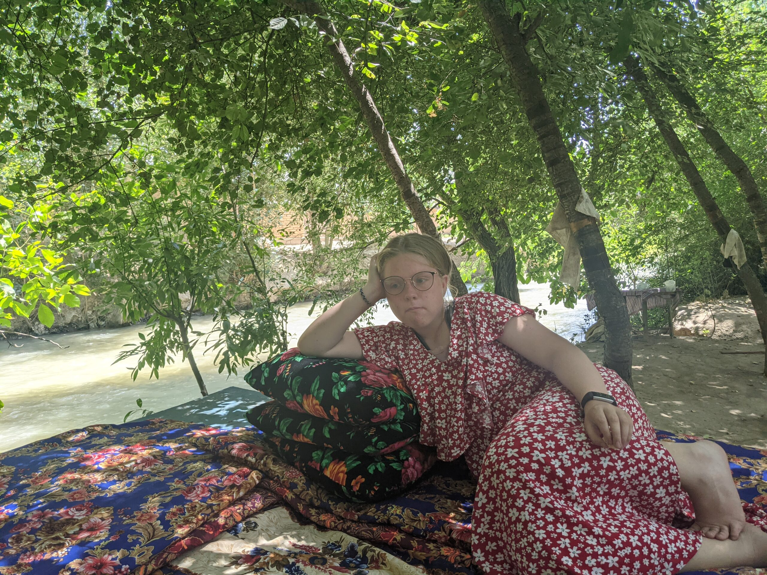 A Day and a half in Kitab, Uzbekistan