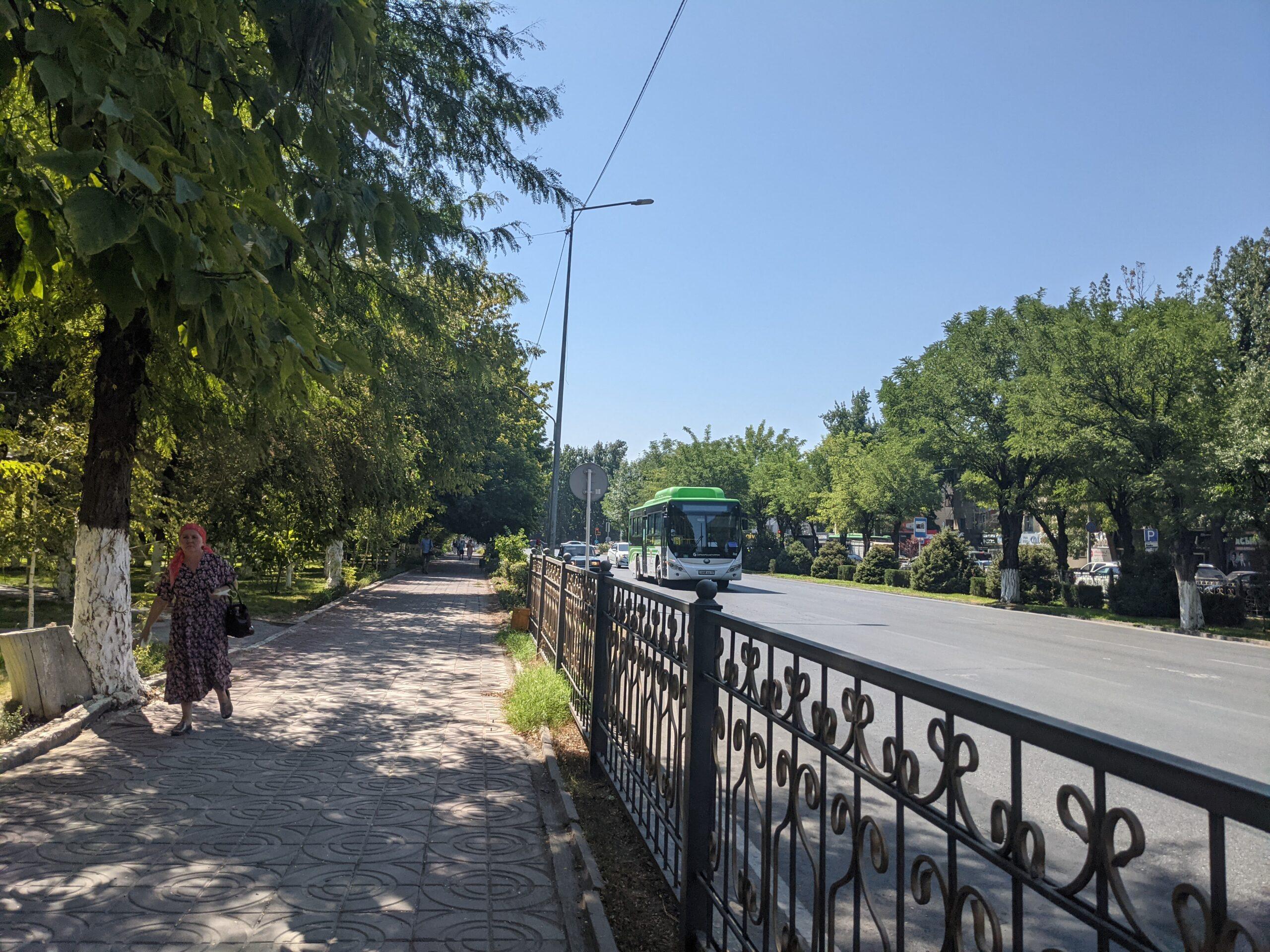 Exploring Shymkent